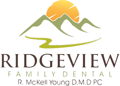 Ridgeview Family Dental Logo